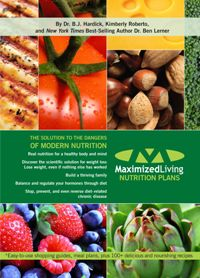 Maximized Living Nutrition Plans