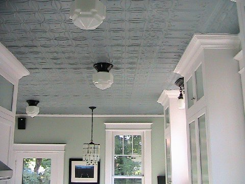 arlene kitchen remodel school house ceiling light fixtures pressed tin ceiling frosted glass
