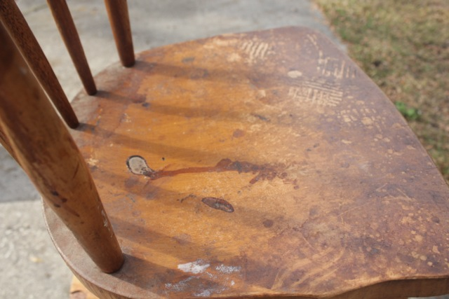 Brown Chair 1