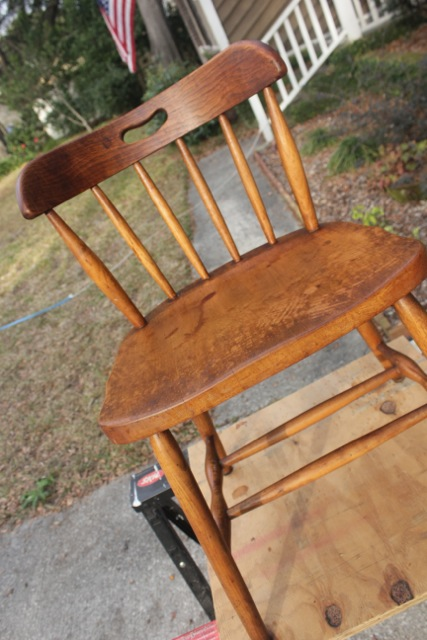 Brown Chair 3